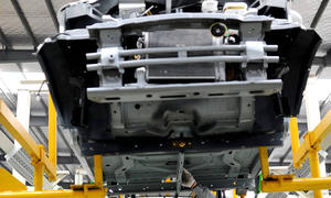 elektroautos produktion bauteile kostensenkung fertigung wirtschaft finanzen