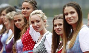 formel 1grid girls 2015 f1 österreich gp spielberg schönheiten boxenluder galerie