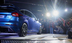 ford focus rs 2016 leistung motor daten premiere goodwood festival of speed 2015