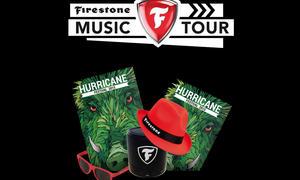 Gewinnspiel Firestone Music Tour 2015