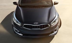 kia ceed sw facelift 2015 kombi neuheiten kompaktklasse mj 2016 front