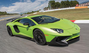 Lamborghini Aventador LP 750-4 Superveloce SV Test Fahrbericht