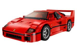 Lego Ferrari F40 Modell Spielzeug Traumwagen Supersportler