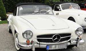 oldtimer carsharing mercedes 190 sl ratgeber tipps roadster auto-klassiker