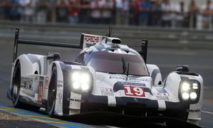 24h Le Mans 2015 Porsche 919 Hybrid Audi R18 e-tron quattro