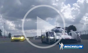 24h Rennen: Road to Le Mans 2015 - III