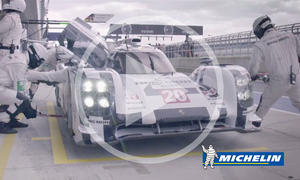 24h Rennen: Road to Le Mans 2015 - I