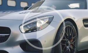Mercedes-AMG GT S: Safety Car 2015 im Video