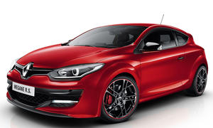 Renault Megane RS 275 Cup-S 2015 Sondermodell