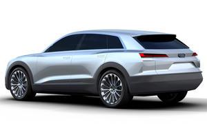 audi q6 2017 suv-coupe elektroauto iaa 2015