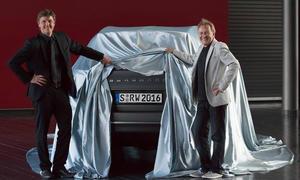 Borgward SUV 2015 IAA Teaser-Foto