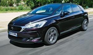 DS5 Citroen Facelift Premium Mittelklasse Test Fahrbericht