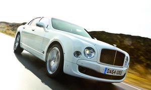 Bentley Mulsanne Speed 2015 Einzeltest Luxus-Limousine Fahrbericht