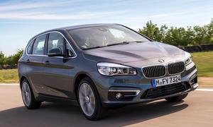 Fahrbericht BMW 2er Active Tourer Plug-in-Hybrid PHEV