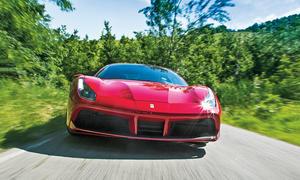 Ferrari 488 GTB 2015 Sportwagen Test Fahrbericht