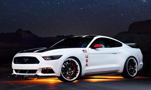 Ford Mustang Apollo Edition 2015 Sondermodell Raumfahrt NASA
