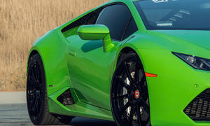 Klässen iD Lamborghini Huracan Tuning Felgen