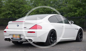 BMW M6 E63: Tuning-Video