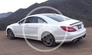 Mercedes CLS 63 AMG: Tuning-Video