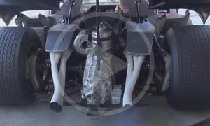 Ferrari 312P Berlinetta: Rennwagen im Sound-Video