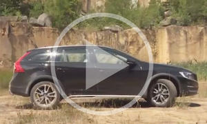 Video: Volvo V60 und S60 Cross Country