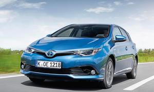Toyota Auris Kompaktklasse Turbomotor Benziner Test Fahrbericht