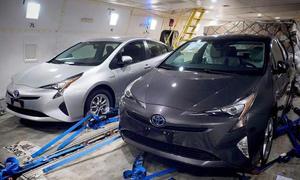 2016 Toyota Prius 2015 IAA Hybrid Generation 4