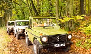 mercedes g modell vergleich geländewagen