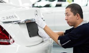 BAIC China Daimler Einstieg Aktien Mercedes-Benz