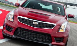 Cadillac ATS V Coupe Fahrbericht Sportler