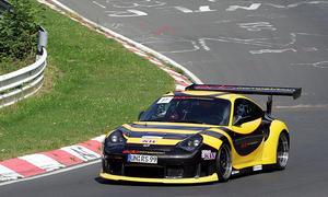edo competition Porsche 911 GT2 RS Rekord Nürburgring Patrick Simon