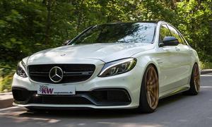 KW Mercedes-AMG C 63 Tuning C63 Fahrwerk Gewindefahrwerk