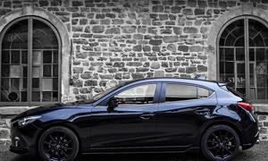 Mazda 3 Black Limited Mazda3 Sondermodell Preis-Vorteil limitiert