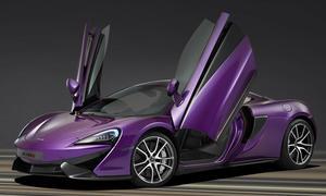 McLaren 570S: Sondermodell