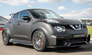 Nissan Juke R 2.0 2015 Crossover Fahrbericht