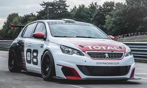 peugeot 308 racing cup 2015 iaa rennversion motorsport