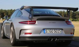 Porsche 911 GT3 RS 2015 Sportwagen Test