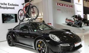 porsche 911 fahrrad autofahrer streit sondermodell