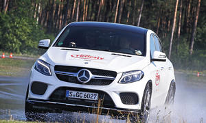 Safety Trophy 2015 Gewinner Mercedes GLE Coupe