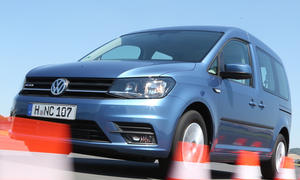 VW Caddy 2.0 TDI BlueMotion Hochdachkombi Test