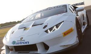 Lamborghini Huracan LP 620-2 Super Trofeo Rennwagen Tracktest