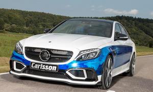 CC63S Rivage auf Basis des Mercedes-AMG C 63 S