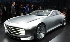 Mercedes IAA Concept 2015