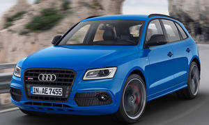 Audi SQ5 TDI plus 2015 Biturbo-Diesel 340 PS