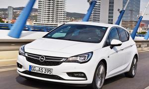 Fahrbericht Opel Astra 2015