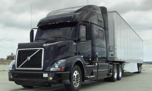 Volvo Truck Crashtest