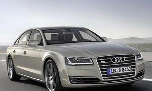 Gebrauchtwagen Luxusklasse Audi A8