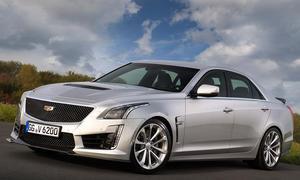 Cadillac CTS-V Fahrbericht