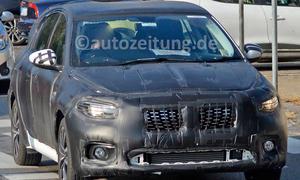 Fiat Tipo 2016 Erlkönig