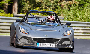 Lotus 3-Eleven Video Nürburgring
